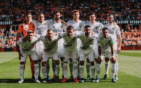 Galaxy debutó en la temporada 25 de la MLS con un empate. (Foto: Twitter)