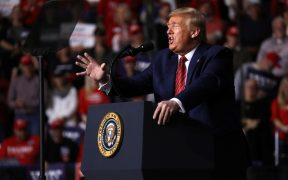 Otra vez Trump se adelanta a los demócratas, ahora en Carolina del Sur