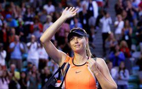 Maria Sharapova anunció su retiro a los 32 años de edad. (Foto: EFE)