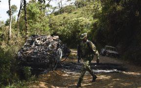 Comisionados de la ONU visitan frontera entre Colombia y Venezuela para evaluar crisis humanitaria por combates