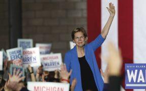 Warren se retira de la contienda demócrata