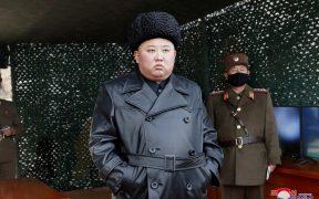 Kim Jong Un envía carta de buenos deseos a Corea del Sur por coronavirus
