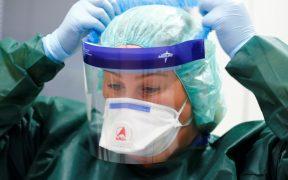 Preocupa a trabajadores del sector salud de EU su protección ante coronavirus