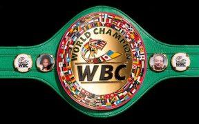 Cinturón del Consejo Mundial de Boxeo no llevará el término femenil. (Foto: Twitter)