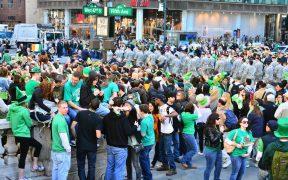 Desfiles de San Patricio en todo el mundo enfrentan cancelaciones por Coronavirus