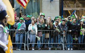 Posponen desfile del Día de San Patricio en Nueva York