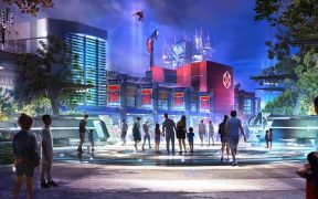 Avengers Campus Disneyland Resort