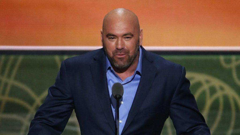 Dana White, presidente de la UFC. (Foto: EFE)