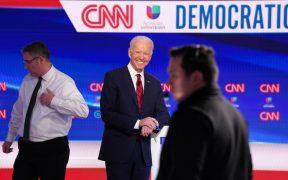 Joe Biden es el aparente ganador de las primarias en Washington