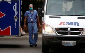 Van 100 muertos por coronavirus en Estados Unidos