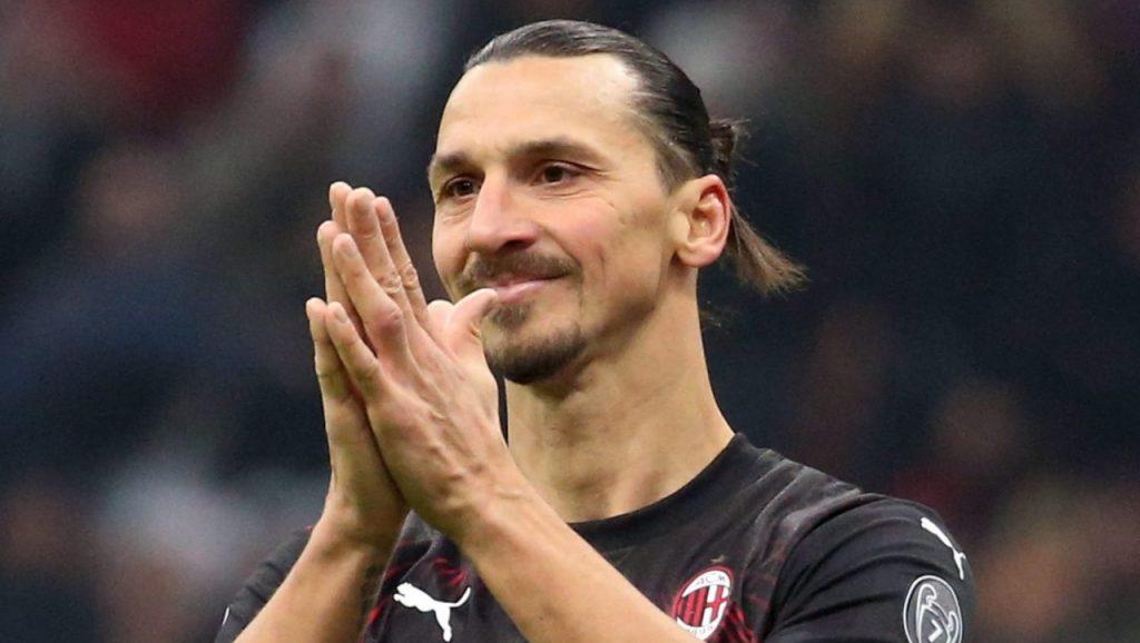 Zlatan Ibrahimovic, delantero del Milan.(Foto: EFE)