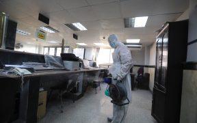 Egipto no ha presentado a China un suero que cura el coronavirus