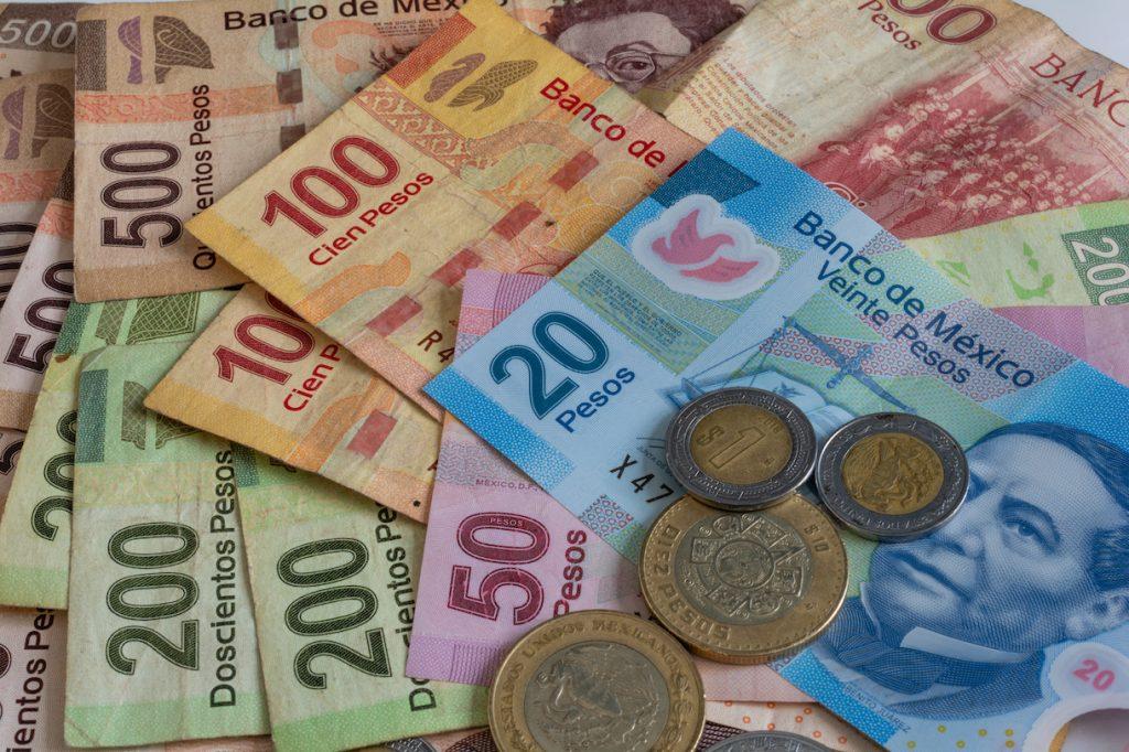 El Peso Mexicano Sigue Rompiendo