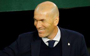 Zinedine Zidane, técnico del Real Madrid. (Foto: Reuters)