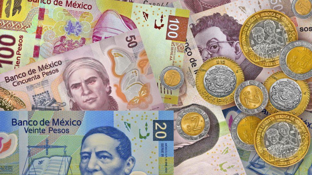 Peso Mexicano Registra Mínimo Histórico