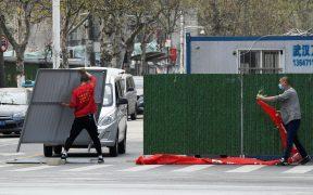 Wuhan reanuda actividades tras dos meses de confinamiento