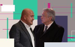Enrique Alfaro da negativo a Covid-19 tras reunión con AMLO