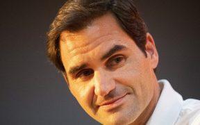 Roger Federer se comprometió con una buena causa en su país. (Foto: EFE)