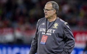 Marcelo Bielsa, técnico del Leeds United. (Foto: EFE)