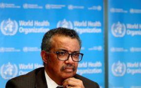 OMS promete que asumirán su responsabilidad tras pandemia