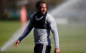 Adama Traoré, en una práctica con el Wolverhampton. (Foto: Reuters)