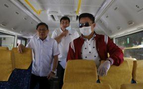 Manny Pacquiao hizo donativos en Filipinas. (Foto: EFE)