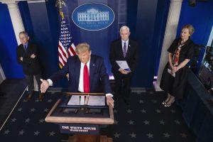 La ciencia sobre el COVID-19 desmiente a Trump