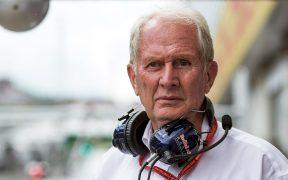 Helmut Marko, asesor del equipo de F1 Red Bull. (Foto: EFE)