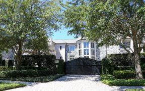 Aspecto de la residencia que ocupará Tom Brady en Tampa Bay. (Foto: Reuters)