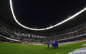 La Liga MX podría volver, pero sin aficionados en la tribuna. (Foto: Mexsport)