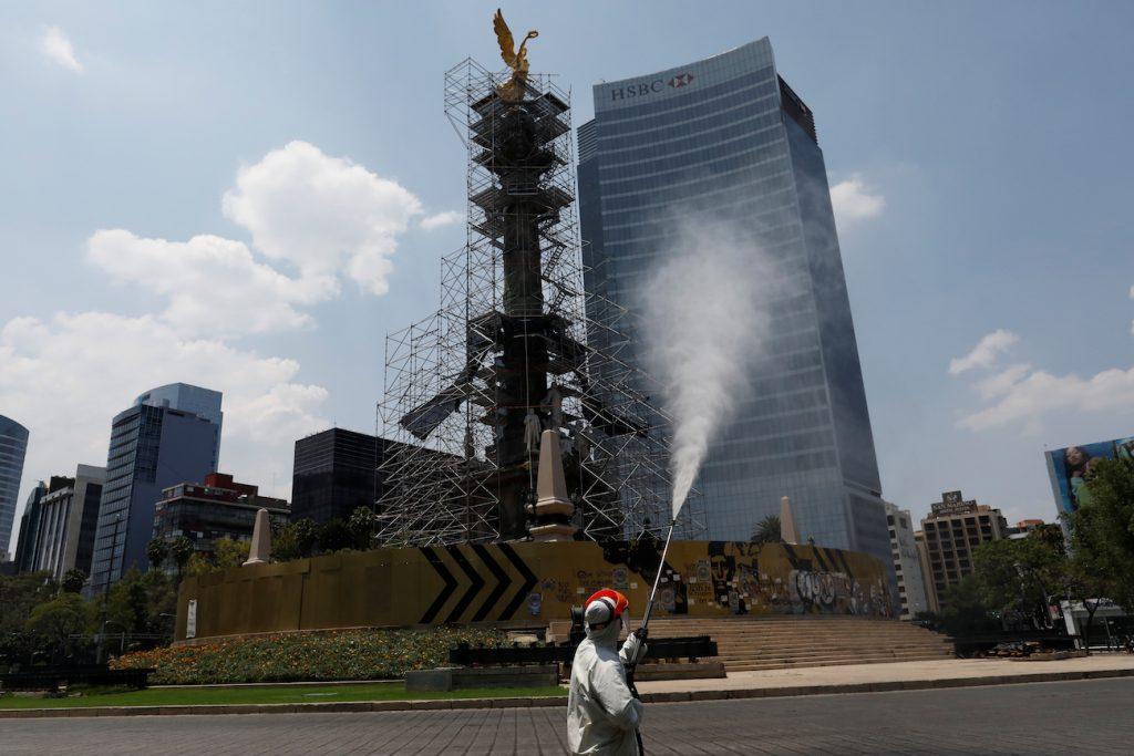 Gobierno de México crea Centro Nacional de Contingencias