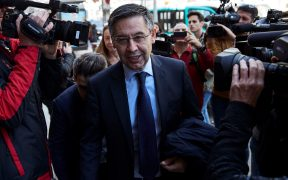 Josep Maria Bartomeu, presidente del Barcelona. (Foto: EFE)