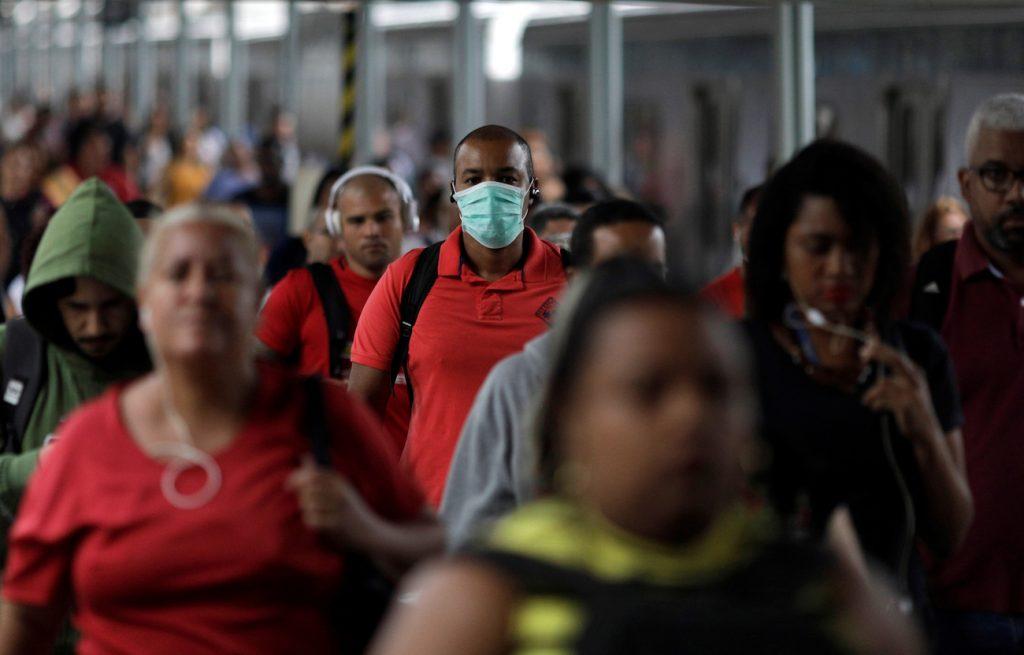 Brasil se acerca a los mil muertos por COVID-19