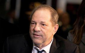 Aíslan en prisión a Harvey Weinstein por síntomas de coronavirus
