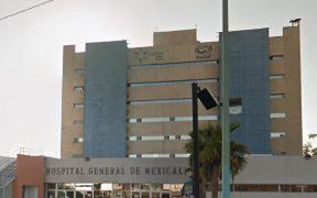 Director de Hospital General de Mexicali da positivo a COVID-19
