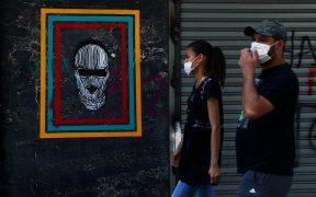 Chile registra más de 10 mil casos, tercero en América Latina