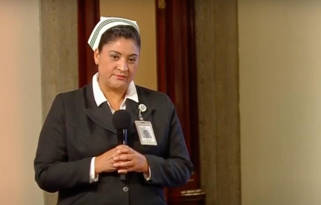 """""""Estamos dejando nuestra vida en los hospitales"""": enfermera del IMSS"""