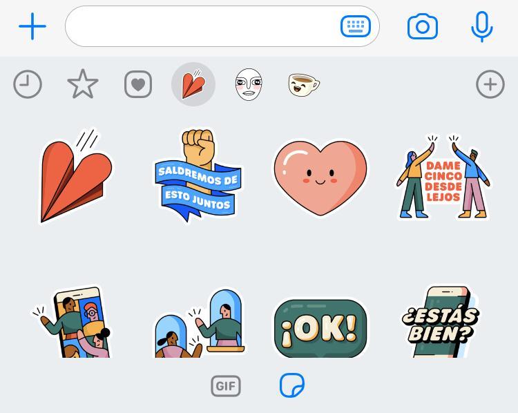 Los nuevos 'stickers' de WhatsApp y la OMS, ¿cómo los consigo?