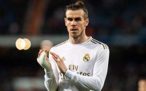 Gareth Bale, en acción con el Real Madrid. (Foto: EFE)