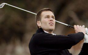 Tom Brady, fan del golf, jugará con Manning, Woods y Michelson para una causa benéfica. (Foto: EFE)