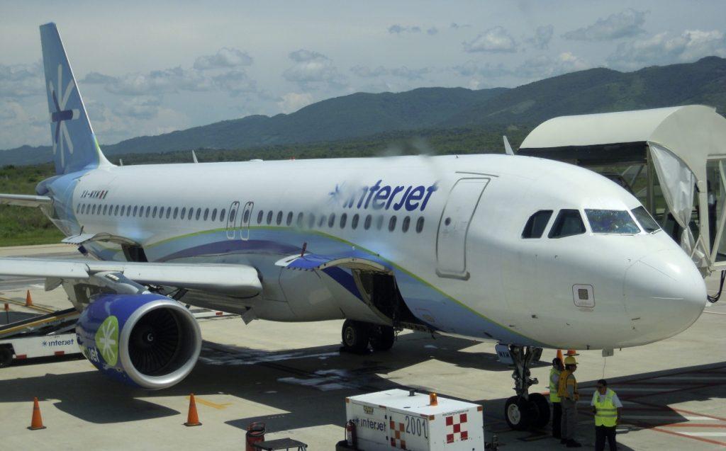 Interjet reanuda sus vuelos tras cinco días sin operaciones