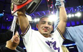 Teofimo López es campeón mundial de peso Ligero de la FIB.