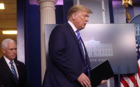 Trump dice que podría extender medidas de distanciamiento hasta verano