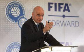 Gianni Infanitino, presidente de la FIFA. (Foto: EFE)