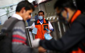 Brote de coronavirus en trabajadores del Metro en la CDMX