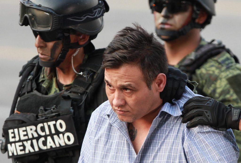 Juez otorga suspensión a líder de 'Los Zetas' para no ser trasladado