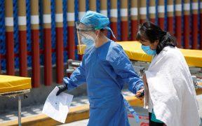 No hay riesgo de saturación de hospitales en la CDMX por Covid, asegura AMLO