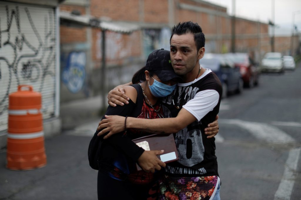 Suman 566 mexicanos fallecidos por Covid-19 en Estados Unidos