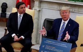 Trump plantea exigir tests de coronavirus a viajeros procedentes de América Latina