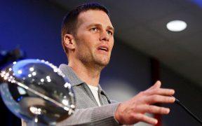 Tom Brady ha sido el mejor recaudador en las subastas de All In Challenge. (Foto: EFE)